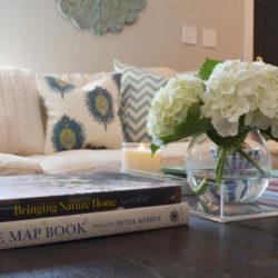 コーヒーテーブルブックとは|センターテーブルの飾り方