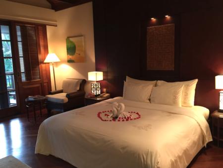 ホテルライクな部屋の実例
