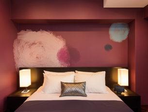 ホテルのような落ち着く部屋にしたリフォーム事例