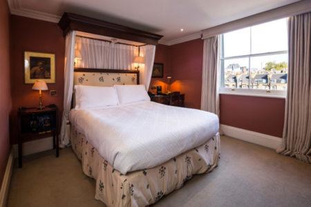 ロジエッテハウスロンドンの客室